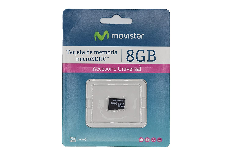 Amazon.com: Transcend Movistar tarjeta de memoria Micro SDHC ...
