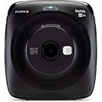 instax SQUARE SQ20 Hybrid Instant Camera - Matt Black