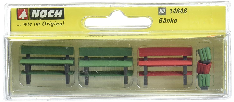 importado de Alemania Decoraci/ón para modelismo ferroviario 14848 H0-1:87