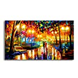 Tamatina Junkyard Canvas Paintings, Multicolour, Large