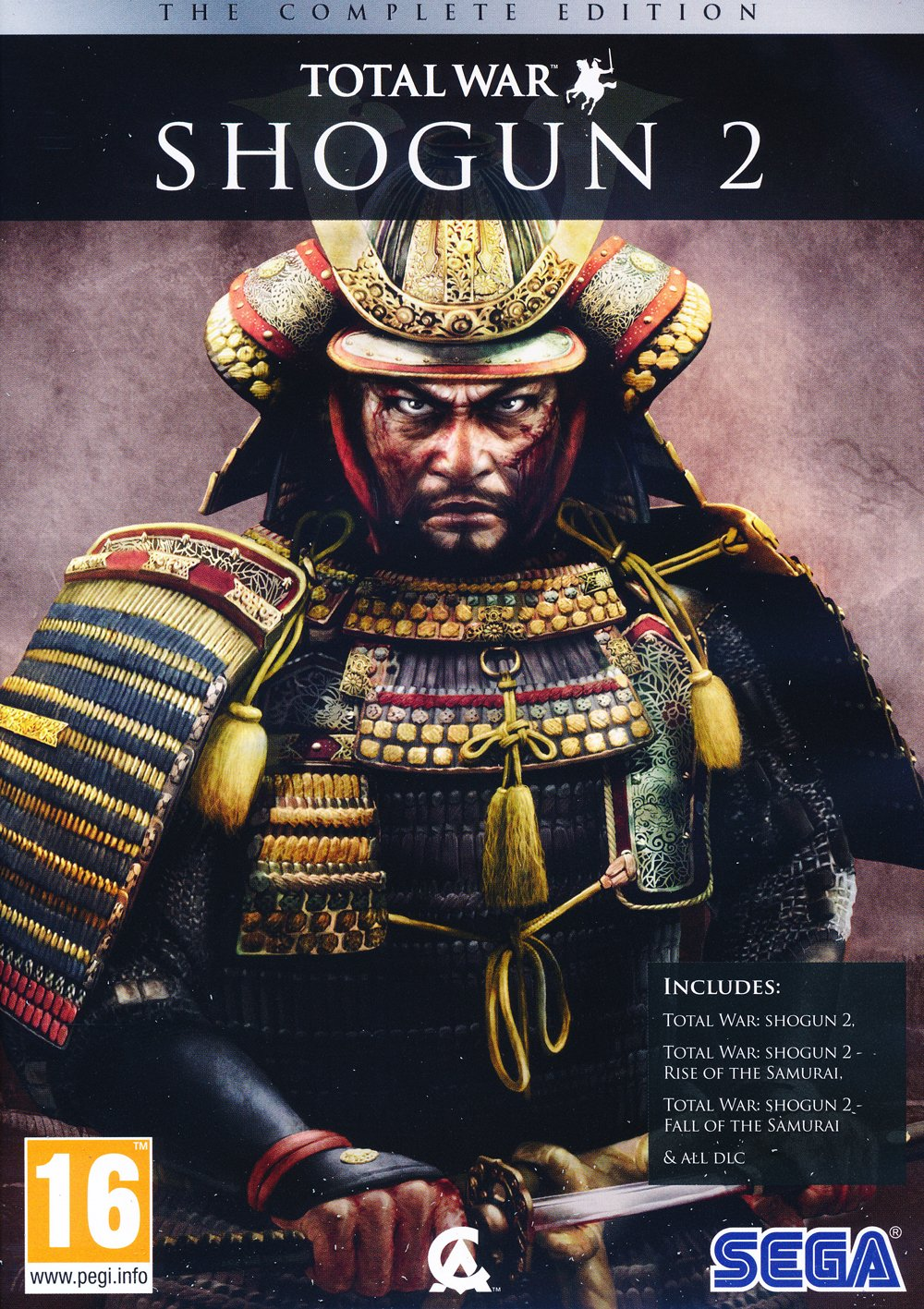 total war shogun 2 the complete collection pc dvd ebay