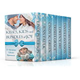 Kisses, Kids and Bundles of Joy: Seven Christian Winter Romances