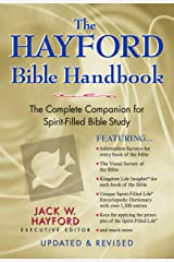 The Hayford Bible Handbook Hardcover