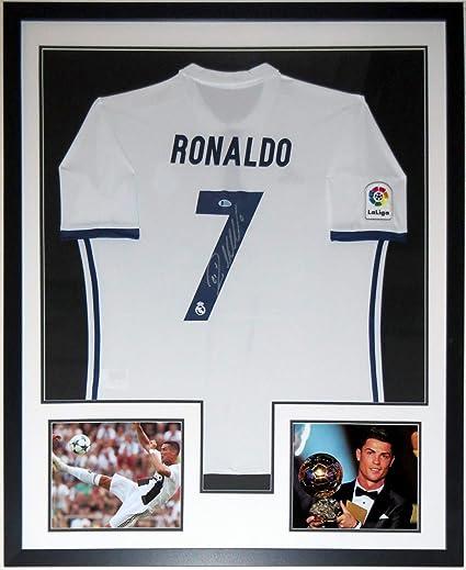 more photos 0dab5 448b6 Cristiano Ronaldo Signed Authentic Jersey & Juventus ...