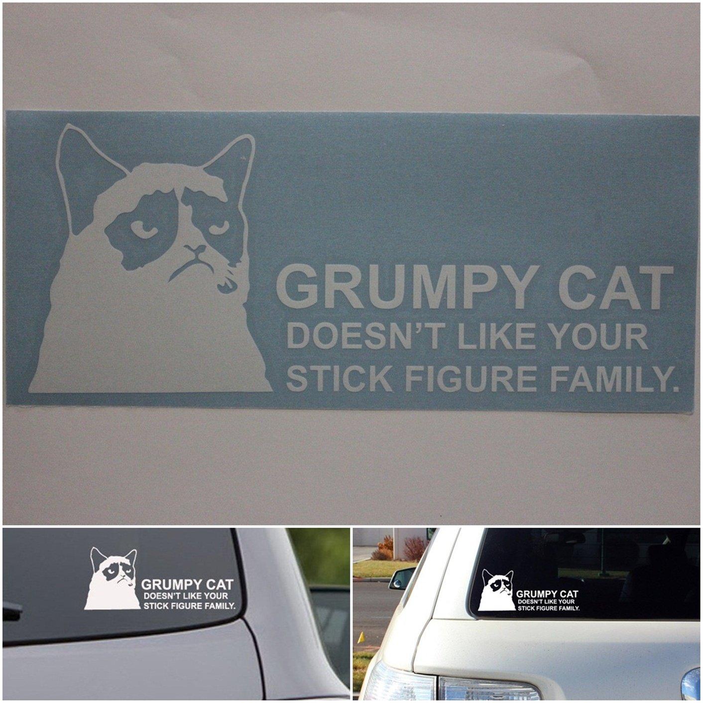 Unique Family Window Stickers 8