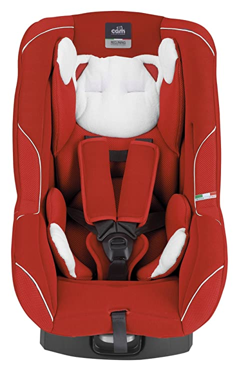 Cam Gara 0.1, Silla de coche grupo 0+/1, rojo