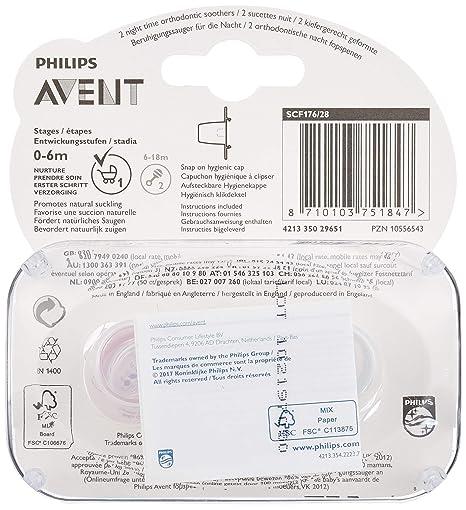 Philips AVENT SCF176 - Chupete
