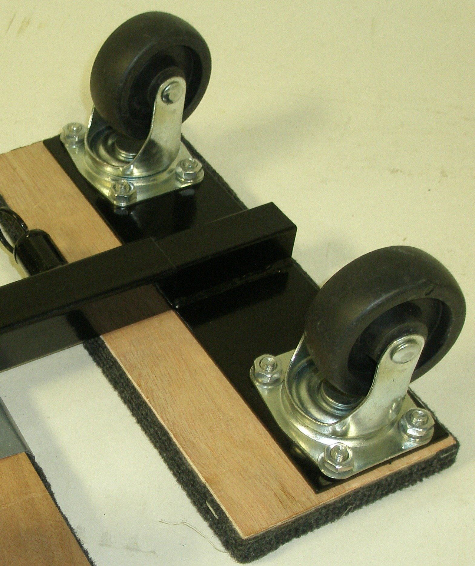 Shop Tuff STF-1218MDAM Adjustable Mover's Dolly, 12'' x 12'' x 18'' by Shop Tuff (Image #5)