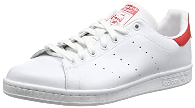 Adidas Originals Stan Smith, Sneakers Basses homme, Blanc (Running White Ftw/Collegiate
