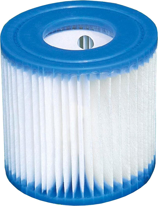 6 x Intex cartucho de filtros 29007 para Quick Up Piscina filtro ...