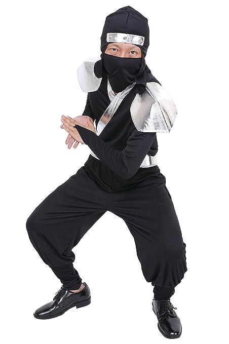 Amazon.com: The Cosplay Company Men Kos Ninja Man: Toys & Games