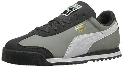 PUMA Roma Basic Summer JR Classic Style Sneaker (Little Kid Big Kid) 94d9b4e9a9