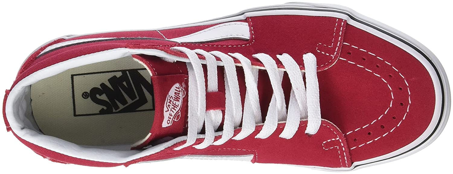 vans red crimson shoes man q9u