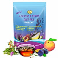 Detox Tea for Weight Loss - Appetite Suppressant, Diet Tea, Anti-Oxidant, Bloating...
