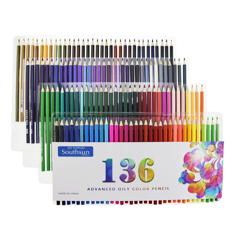 Élégant Images Crayons De Couleur Coloriage