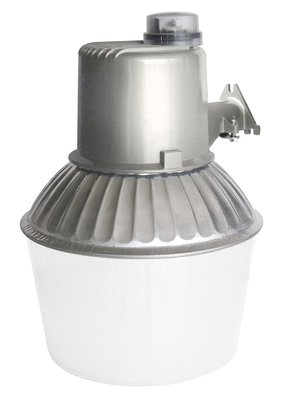 Designers edge l1743 150 watt pulse start metal halide security light fixture