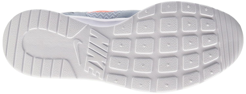 NIKE Damen Kaishi Sneakers, Blau Blau Sneakers, (Blau Grau/Bright Mango-Weiß) 0accf8
