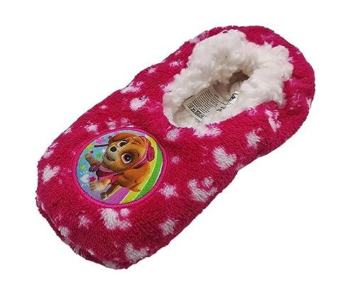 Zapatillas babuchas Infantiles Estar por casa Paw Patrol para niñas: Amazon.es: Zapatos y complementos