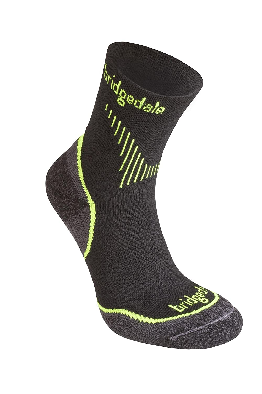 Bridgedale Men's Qw-Ik Socks Bridgedale North America A Division of Outdoor & Sports Co. Inc. B612184-715-M