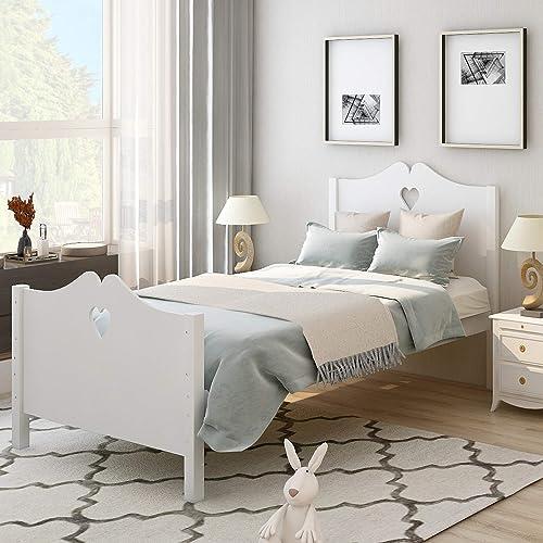 Merax Twin Bed Frame Platform Bed