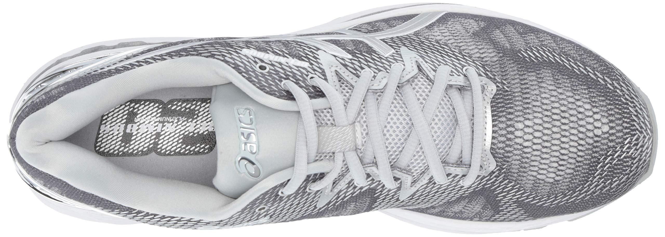 ASICS Mens Fitness/Cross-Training Trail Running Shoe, Carbon/Silver/White, 7 Medium US by ASICS (Image #7)