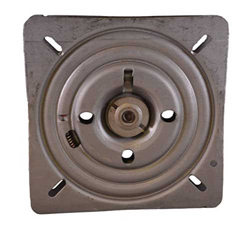 Recliner-Handles Replacement Memory Swivel Plate for Bar Stool Chair 7 7 8 inch Memory Swivel