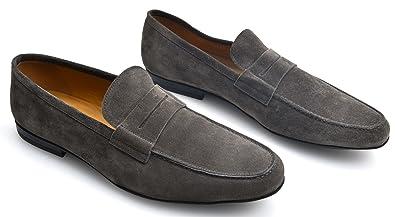 cercare nuovo elenco vestibilità classica CAMPANILE SCARPA MOCASSINO UOMO BLU O GRIGIO ART. T1422S MOCASSINO ...