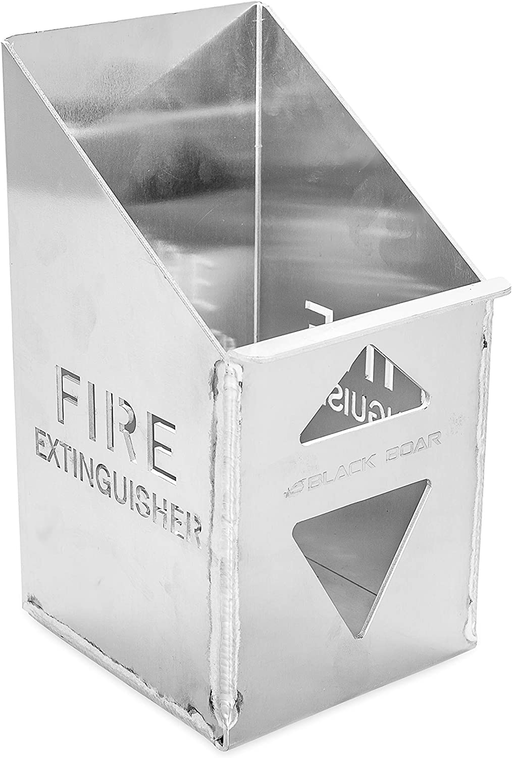 rag Box Securely Holds 66103 Black Boar Aluminum Holder for Enclosed Trailer//Garage 1 Durable Construction Easy to Install