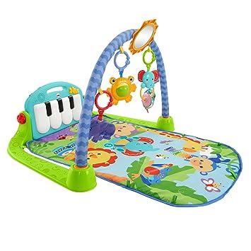 Amazon Fisher Price Kick N Play Piano Gym Baby Musical Toys