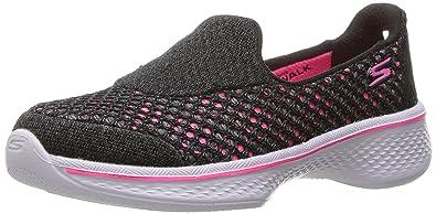 Skechers Baby Mädchen Go Walk Sneaker