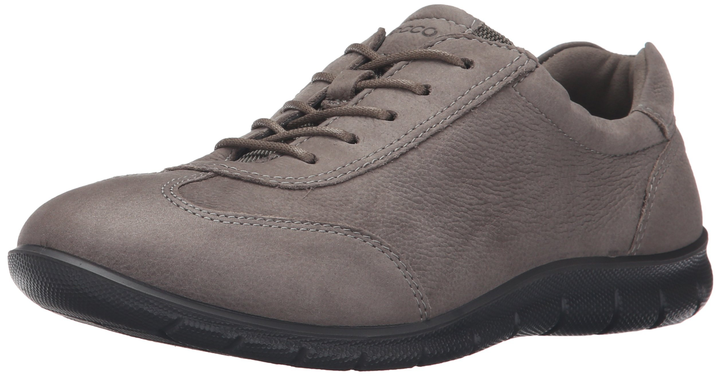 Ecco Footwear Womens Babett II Tie Oxford, Warm Grey, 36 EU/5-5.5 M US