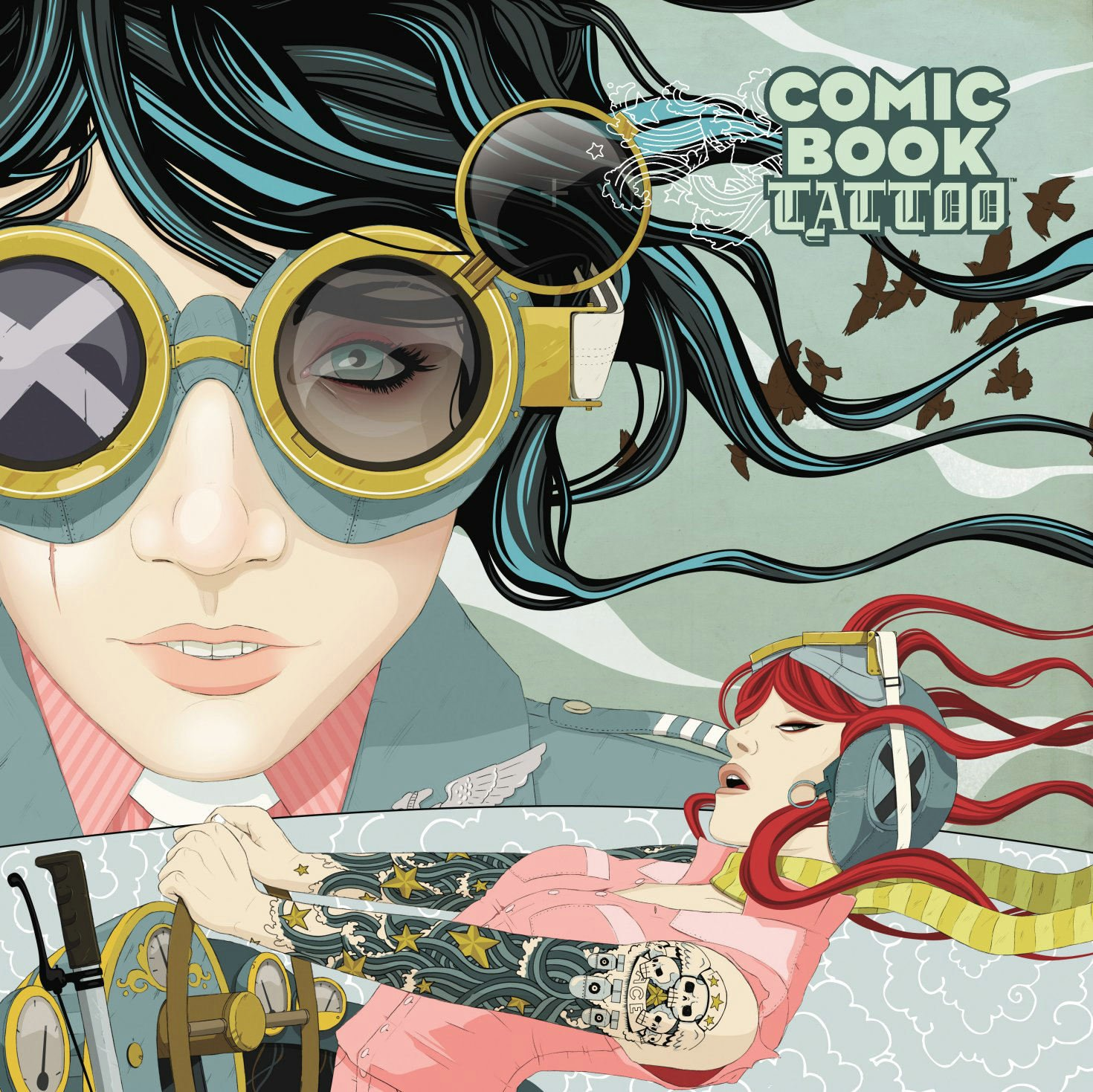 Comic Book Tattoo Tales Inspired by Tori Amos PDF