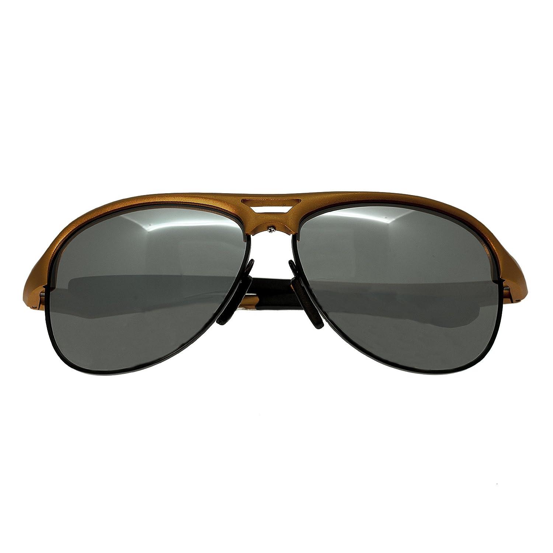 Breed Men's Jupiter Aluminium Sunglasses