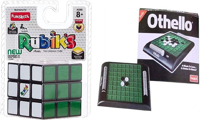 Funskool-Rubik's Cube + Othello