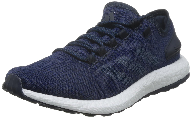 Adidas Pureboost, Zapatos para Correr para Hombre 47 1/3 EU|Azul (Ntnavy/Corblu/Mysblu)