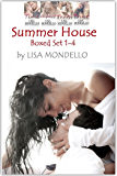 Summer House Boxed Set 1-4: Complete Set (Summer House Series)