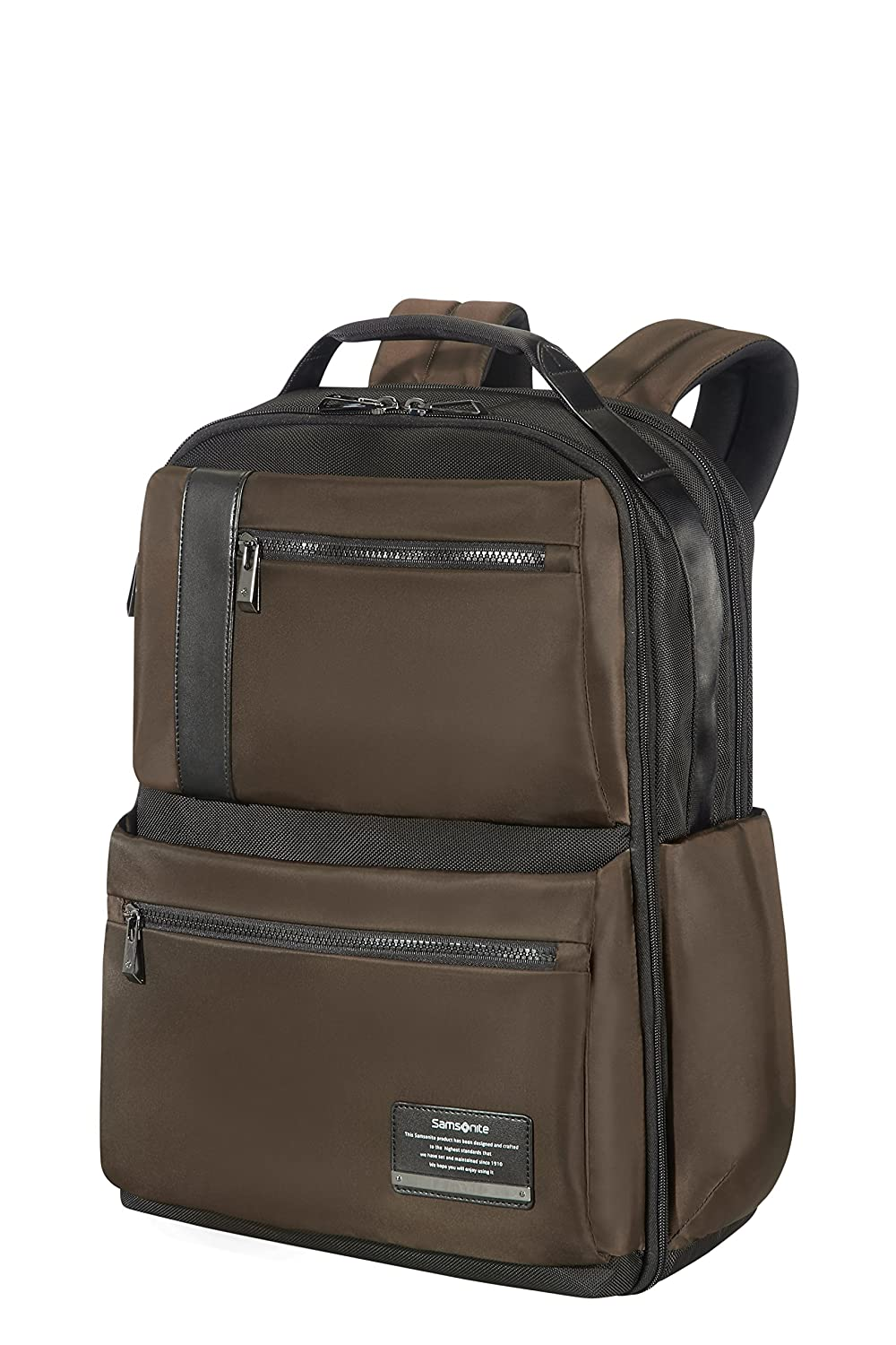 SAMSONITE Openroad - Backpack Slim for 13.3' Laptop 0.8 KG Casual Daypack, 37 cm, 11 liters, Brown (Chestnut Brown)