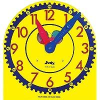 Carson Dellosa Education Color-Coded Judy Clock