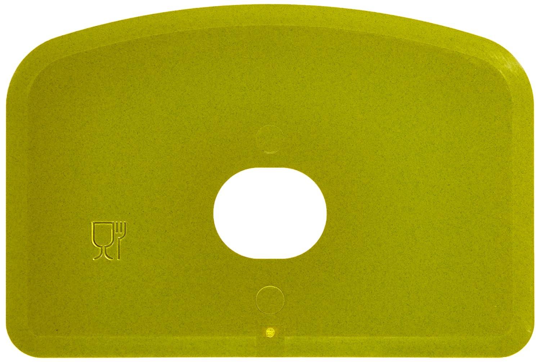 FBK 71910-4 Espátula Flexible Detectable y Rayos X, con Agujero, 146 x 98 x 1,65 mm, Verde: Amazon.es: Industria, empresas y ciencia