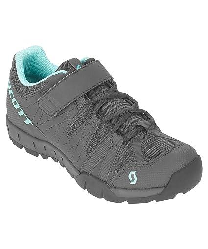 Scott Sport Trail 2019 - Zapatillas de Ciclismo para Mujer, Color Gris, 36