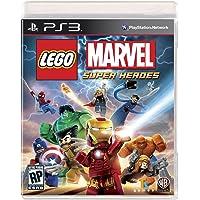 Jogo - LEGO Marvel Super Heroes - PS3