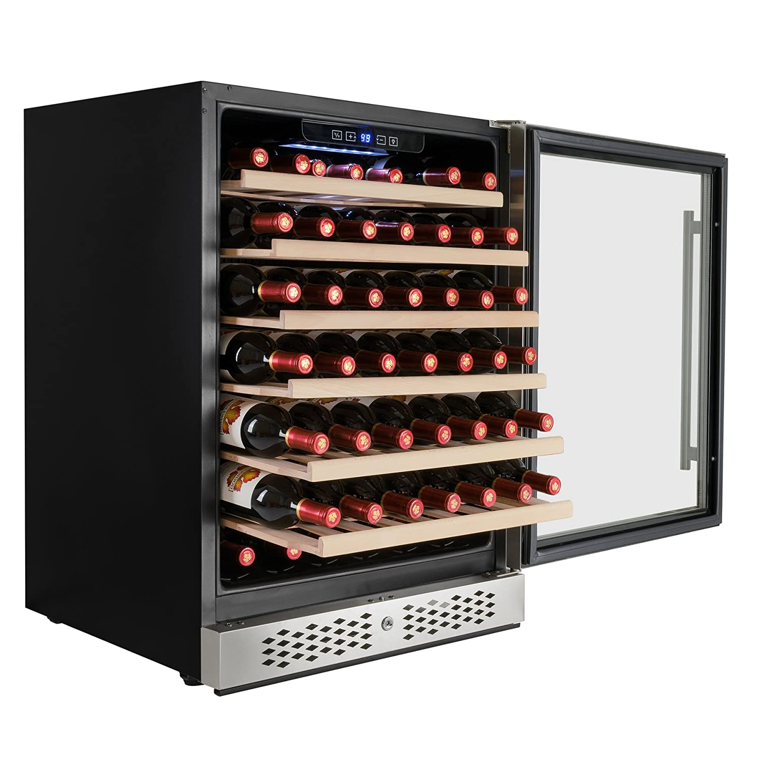 The Best Wine Refrigerator Reviews & Buying Guide 2