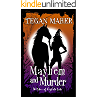 Mayhem and Murder: Witches of Keyhole Lake Book 4 (Witches of Keyhole Lake Southern Mysteries)