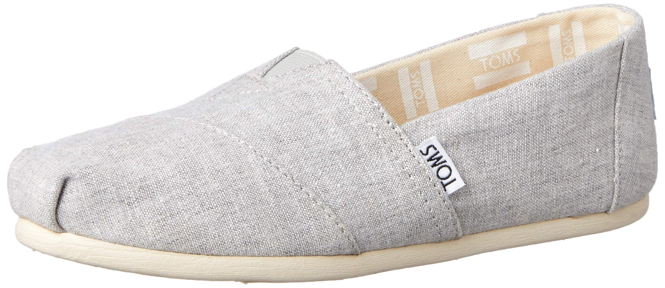 8ed4e5df9bb4 Galleon - TOMS Women s Classic Slip-On (8 B(M) US