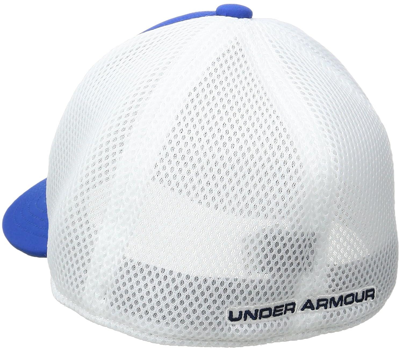 21aca856e80 Amazon.com   Under Armour Boys  Classic Mesh Golf Cap   Sports   Outdoors