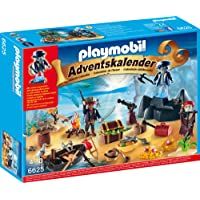 Playmobil 6625 - Adventskalender Geheimnisvolle Piratenschatzinsel