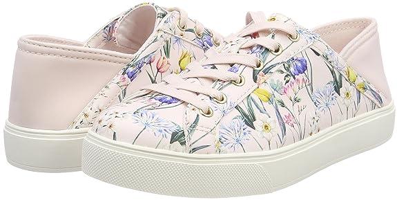 Aldo Stepanie, Zapatillas para Mujer, Multicolor (Botanical Floral), 36 EU