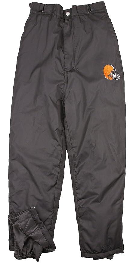 bdeb4919 Amazon.com : Outerstuff Cleveland Browns NFL Big Boys Snow Pants ...