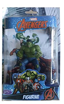Grv Kreations 6 Inch Hulk Figurine