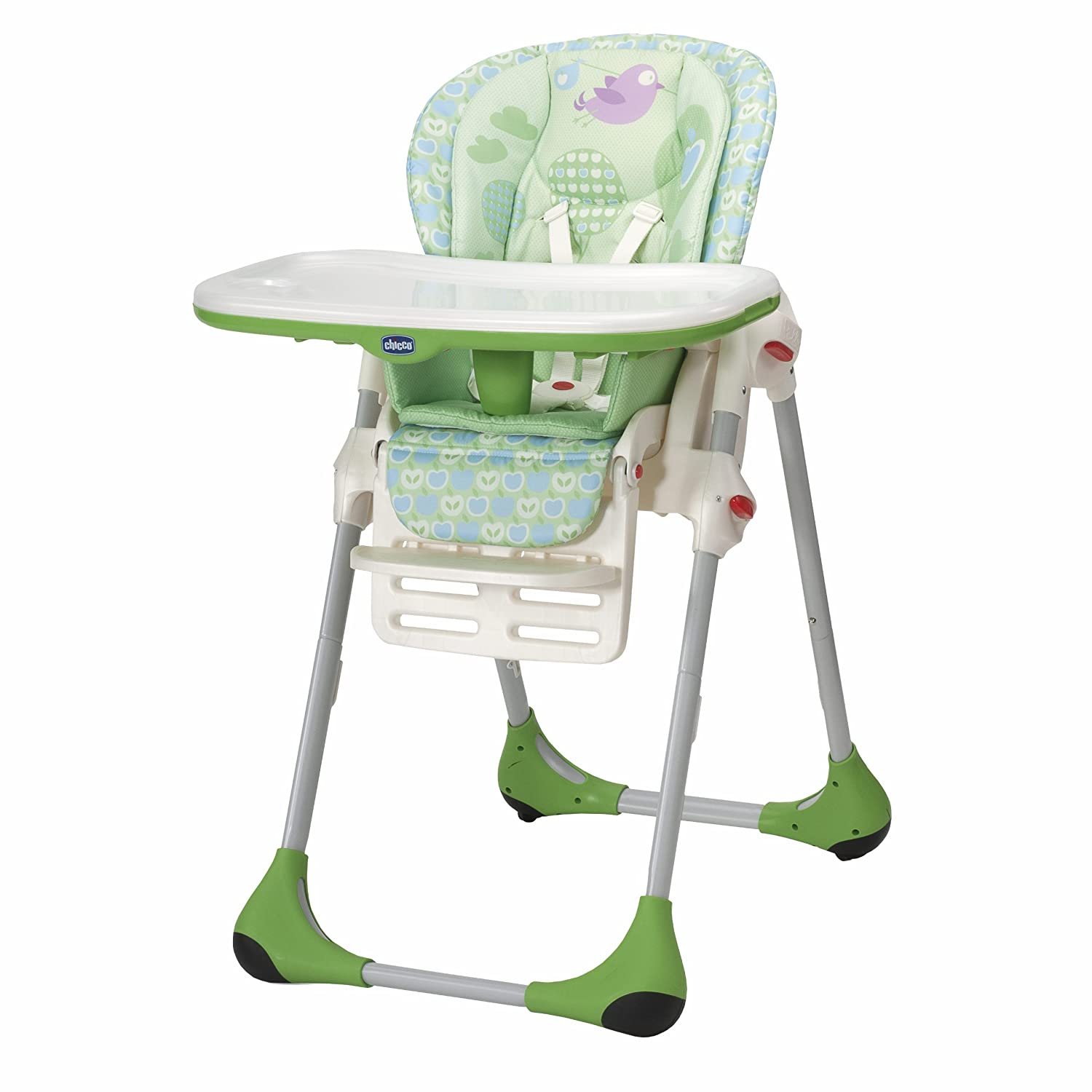 Chicco Polly Highchair Tweet Amazon Baby